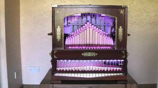Topsy 3 streetr organ Playing Oklahoma Medley.
