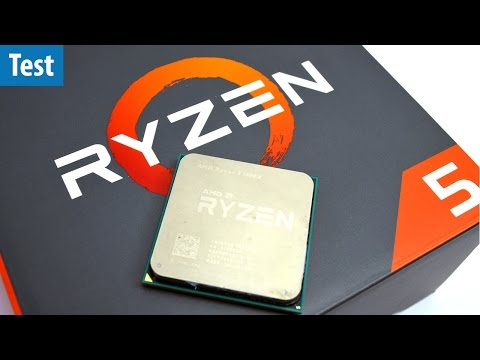 Die PERFEKTE Gaming-CPU? Ryzen 5 1500X & 1600X im Test | #Gaming-PC