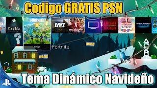 Sony Regala Codigos para PSN - Tema Dinamico GRATIS