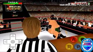 top finishers on Wrestling Revolution 3D
