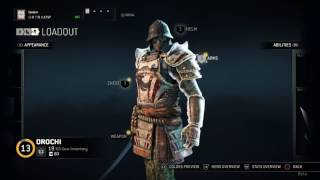 For Honor Closed Beta - In game currency and customisation