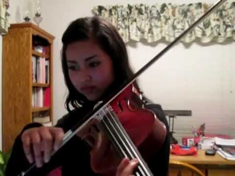 Bless the Lord Violin Cover (10,000 Reasons)