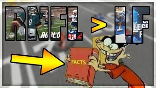 ALL THE REASONS WHY I THINK RNFL IS BETTER THAN LEGENDARY FOOTBALL - ROBLOX NFL Rant Video