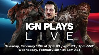 We Monster Mash in Evolve - IGN Plays Live