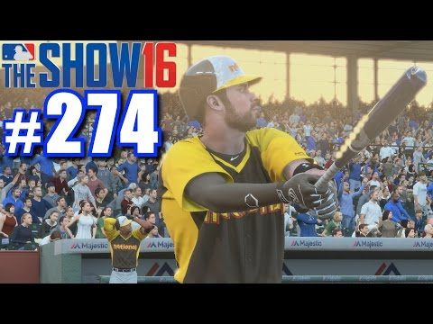 2019 ALL-STAR GAME! | MLB The Show 16 | Road to the Show #274