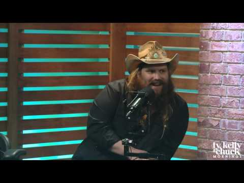 "Chris Stapleton Dishes on New Album, ""From A Room: Volume 1"""