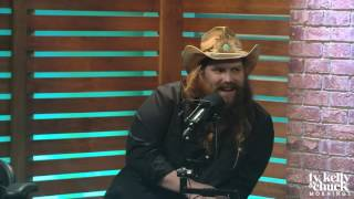 Chris Stapleton Dishes on New Album,