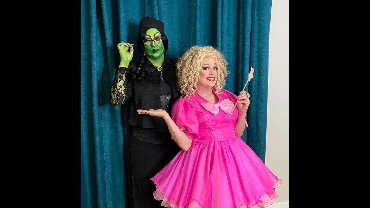 Daphne Ferraro and April Fresh - Wicked Parody