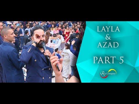 Azad & Layla - Part 5 - 30.06.18 - Aras Rayes & Ivan Adil - Roj Company