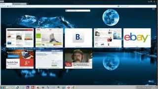Kurz Tutorial: Opera Webbrowser Add-ons deinstallieren