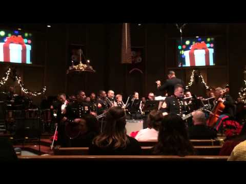 3rd Marine Aircraft Wing Band Perform Trans-Siberian Orchest