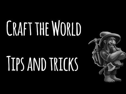 [Craft the World]