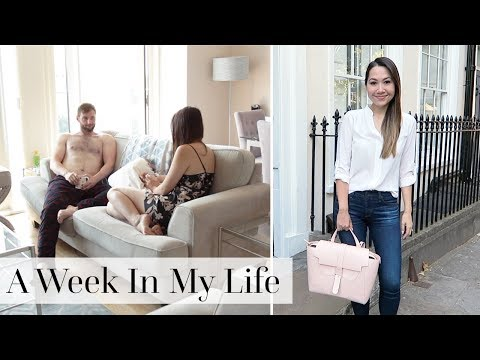 A WEEK IN MY LIFE   AD