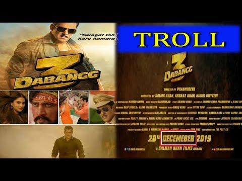 Dabang 3 Trailer Reaction | Salman Khan, Sonakshi Sinha | Channel Punjabi Beats