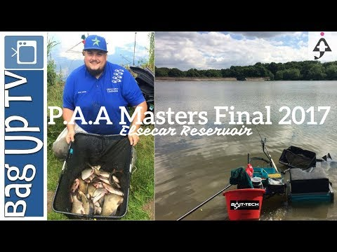 P.A.A MASTERS FINAL 2017 - Elsecar Reservoir - Live Fishing Match Footage - Baguptv