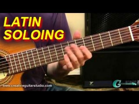 GUITAR STYLES: Soloing in the Latin Style
