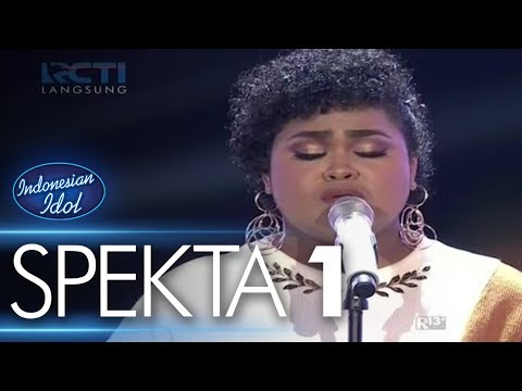 JOAN - MENCINTAIMU (Krisdayanti) - SPEKTA 1 - Indonesian Idol 2018