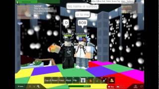 ninjagirl955's ROBLOX-halorocks22 and friend