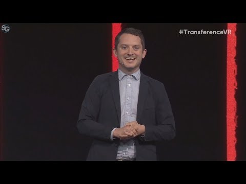 Transference  Elijah Wood Ubisoft Press Conference E3 2018 HD