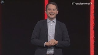 Transference - Elijah Wood Ubisoft Press Conference E3 2018 HD