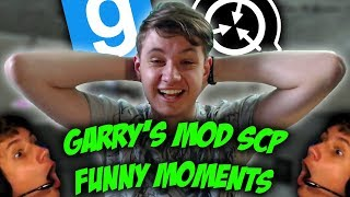 GARRY'S MOD SCP FUNNY MOMENTS by Hawajek
