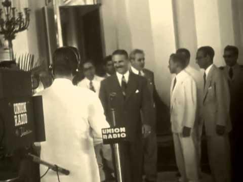 Union Radio TV  1950 Cuba