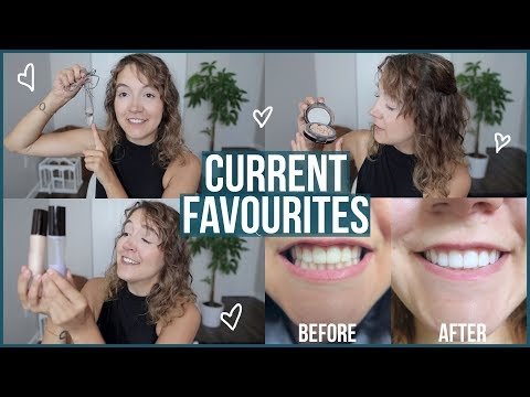 Shaving my face, LGBTQ Jewelry, Teeth Whitening | My Current Cruelty-Free Favourites