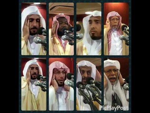 The Most Beautiful Azaan Ever Heard In Makkah Muaazzin(All The Famous Muaazzin Top Voice MASHALLAH)
