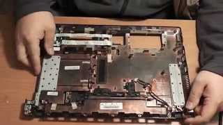 Ремонт корпуса ноутбука Acer Aspire 5552 методом замены - Обзор