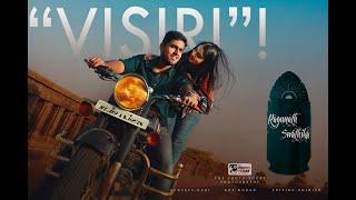Visiri - Ethuvarai Pogalam Endru Nee Sol   Ragunath Swathika   Hitched forever   The PhotoToday 2020