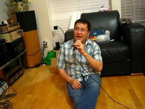 Trung Thu Texas - ThayTien karaoke