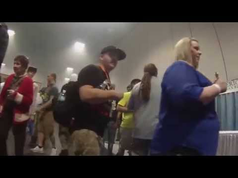 Looking Inside Of Vaping  Convention Circuit 2015 @ Tampa Covention Center