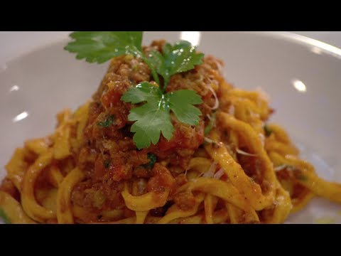Classic Bolognese - Aldo Zilli and Theo Randall (Part 2)