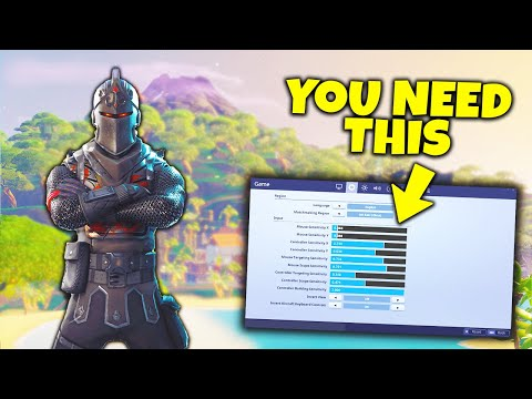 Fortnite Controller Sensitivity That Will CHANGE Your Game!
