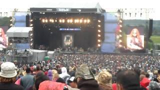 Billy Idol - @ Download Festival 2010