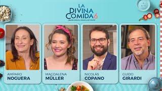 La Divina Comida - Amparo Noguera, Nicolás Copano, Magdalena Muller y Guido Girardi