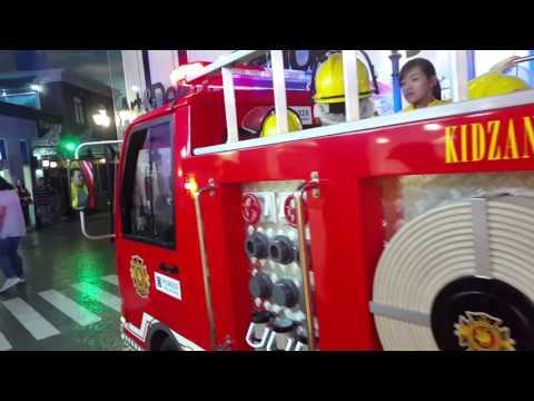 KidZania Manila - Guide-Tour Inside KidZania - Zianne