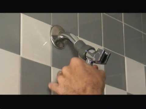How to Install a Handheld Showerhead  YouTube