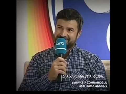 Vasif Zöhraboğlu Darıxarsan...