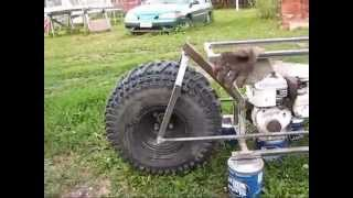 FAT TIRE MINIBIKE #3 | FRONT FORK