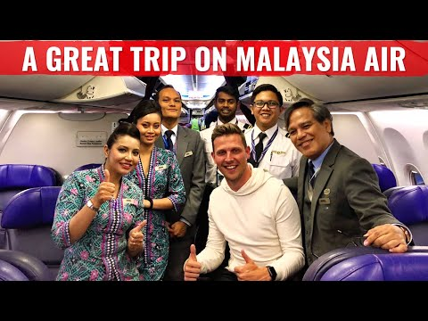 Review: MALAYSIA AIRLINES 737 WONDERFUL REGIONAL BUSINESS AND ECONOMY CLASS