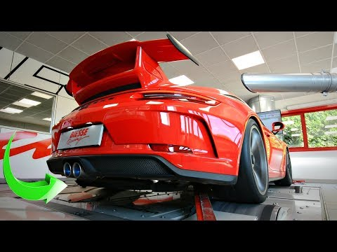 The Porsche 911 GT3 Sounds Spectacular With an Aftermarket Exhaust