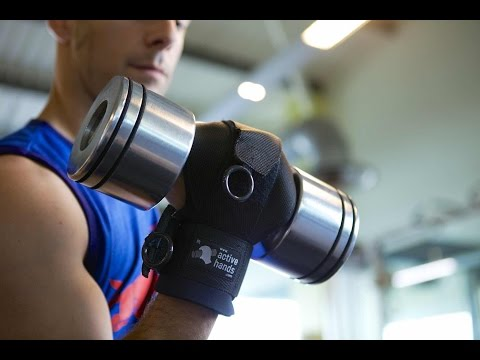 Disability Gym Workout