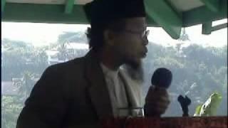 ceramah mentan pendeta ust Rahmat hidayat/campur bhs sunda