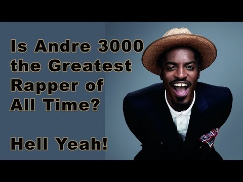 Andre 3000 is The Greatest Rapper Of All Time & HipHop Dx gets it!