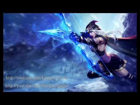 Vidéo Ashe Voice - Français (French) - League of Legends