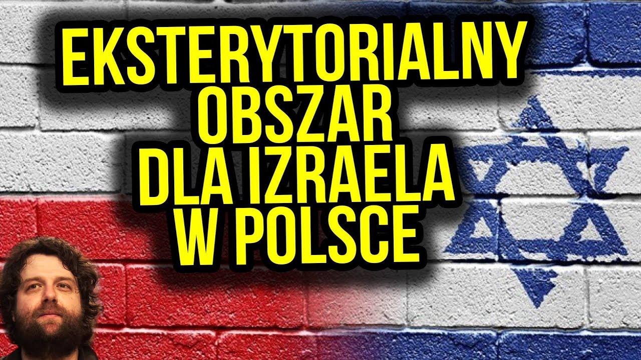 Eksterytorialny Obszar Polski dla Izraela – Tak radzi przyjaciel Morawieckiego, Dudy i PIS