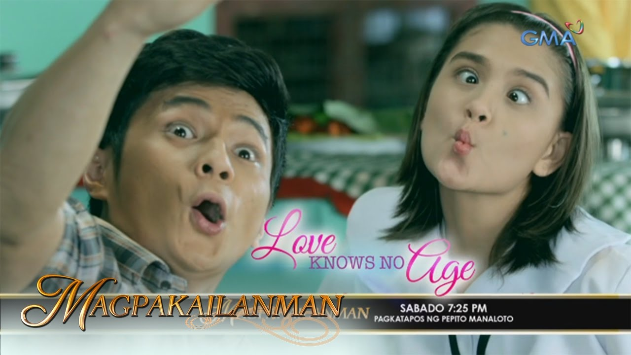 Magpakailanman Teaser: Love Knows No Age: The Mitch Tandingan and Gil Moreno Millenial Love Story