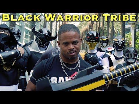 Black Warrior Tribe - feat. Walter Jones [FOREVER SERIES] Power Rangers | Super Sentai