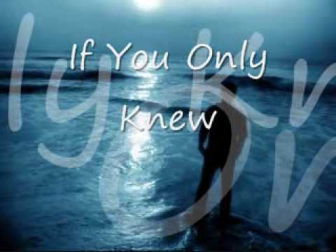 If You Only Knew by Shinedown (lyrics)